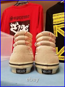 2002 Vans x Undercover Spanky Extremely Rare 1 of 1 NOT custom
