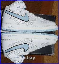 2005 Nike Air Force 1'Drum Island' women's 11.5men's 10 RARE! Extremely Clean