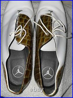 Air Jordan Golf Shoes, Size 14 1 Of 1 Samples! Extremely Rare