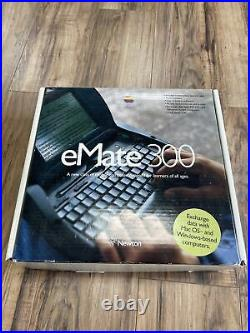 Apple eMate 300 in Original Box with Everything Inside Extremely RARE