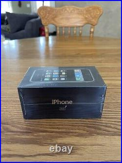 BRAND NEW SEALED AUTHENTIC Apple iPhone 1st Generation 2G-8GBEXTREMELY RARE