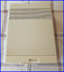 COMMODORE 1541-II Floppy Disk Drive In original styrofoam box, Extremely Rare