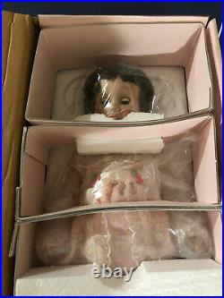 Chatty Cathy Talking Porcelain Doll Danbury Mint 2001 Brand New Extremely Rare