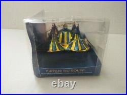 Cirque Du Soleil Christmas Ornament tent collectible extremely rare must see