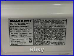 Collectible Extremely Rare Hot Pink HELLO KITTY Microwave Tested 0.7 Cubic ft