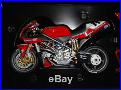 DUCATI 996, #11, Troy Corser, 1999, MINT & extremely rare, only 500 pcs