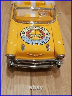 Danbury Mint Garfield Chevrolet Parade Car New In Box Extremely Rare New