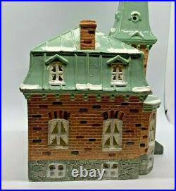 Dept. 56 / Snow Village EXTREMELY RARE Galena House EXCELLENT Condition