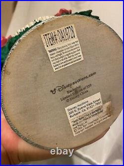 Disney Auctions Lady and the Tramp 50th Anniversary EXTREMELY RARE 350
