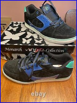 ES Skateboarding one shoe Monarch Series. Extremely Rare Size 11.5 Mens