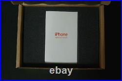 EXTREMELY RARE Apple iPhone 1st Generation 2G 8GB UNLOCKED COLLECTORS ITEM