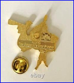 EXTREMELY RARE HTF Disney KRONK Emperor's New Groove CORE Series Pin