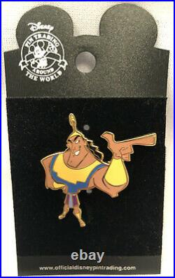 EXTREMELY RARE HTF Disney KRONK Emperor's New Groove CORE Series Pin OOC