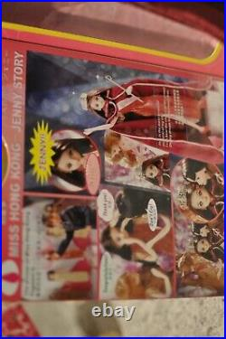 EXTREMELY RARE! MISS HONG KONG TAKARA JENNY BARBIE DOLL Limited Edition in BOX