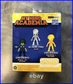 EXTREMELY RARE! The Loyal Subjects My Hero Academia All Might True Form Club 28