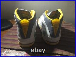 Extremely RARE 2008 Jordan CP. Sz 10.5. Shoes. First Signature Pair By Chris Paul