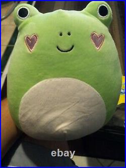 Extremely RARE Philippe 8 Valentine's Day SQUISHMALLOW Kelly Toy NEW with Tags