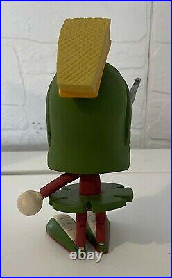 Extremely Rare! 1994 Articulated Wooden Marvin the Martian Looney Tunes Figure