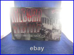 Extremely Rare GMP 16 Scale Hilborn Injected Chrysler Hemi Dragster Engine