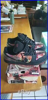 Extremely Rare Nike Dunk SB Low Pushead 1 Size 13 VNDS