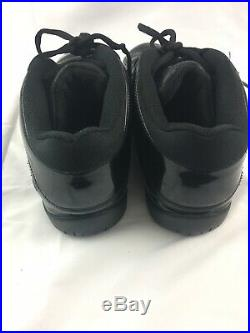 Extremely Rare Oakley Basketball Shoes Sneakers Black US Mens Sz 13 No Box