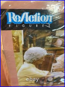 GOLDEN GIRLS rare FUNKO ReAction Figure Set NYCC 4-pack! Extremely Rare, Sealed