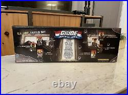 G. I. JOE Resolute Battle Set New In Box EXTREMELY RARE