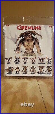 Gremlins Series 2 Gremlin Lenny Action Figure NECA 2012 Extremely Rare