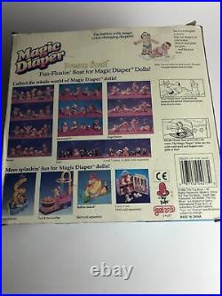 Magic Diaper Babies DREAM BOAT SET Vintage 1992 Galoob NEW NOS EXTREMELY RARE