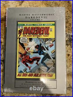 Marvel Masterworks Daredevil vol 8 BRAND NEW SEALED EXTREMELY RARE! Black Widow