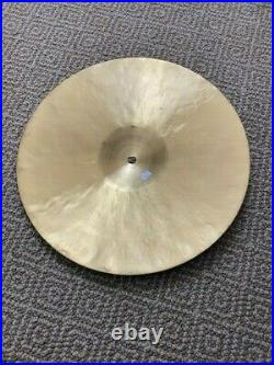 Meinl Dragon 14 Hi-Hat Cymbals extremely rare cymbals