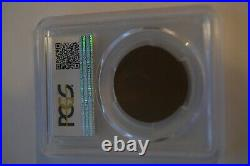 Mint Error 35% off EXTREMELY RARE China Empire 1903 20 Cash PCGS AU53 Coin
