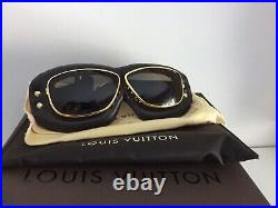 NEW Louis Vuitton Driving Goggles China Run (100% Authentic Extremely Rare)