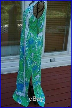 New Lilly Pulitzer Maxi Dress Size 12! Extremely Rare! Final price