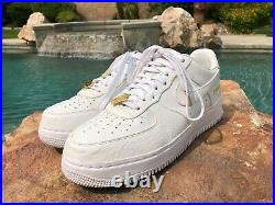 Nike Air Force One 1 CMFT Vice Friends and Family Size 10 Extremely Rare