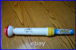 Nintendo Pokemon LIVE the musical Lightsaber Wand Extremely Rare, Vintage Toy