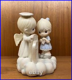 Precious Moments No Tears Past The Gate, Chapel Exclusive Extremely Rare