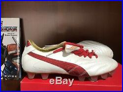 Puma Para Mexico Lite K Leather US 10.5 Rare FG White Limited Extremely Limited