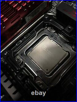 RARE Intel Black Ops CPU 4.6GHz with Asus Rampage IV Extreme & 32GB DDR3 RAM