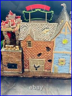 RETIRED Lemax Spooky Town Chuckles FunhouseNIB Extremely RARE Original