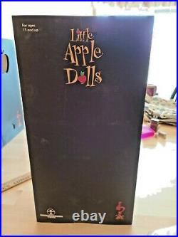 Sealed Extremely Rare Little Apple Dolls Convention 2007 Exclusive Solus