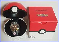 Swatch X Pokémon Party Special extremely rare Swatch X You China only