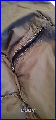 The North Face Mens Dark Blue 700 Down Puffer Jacket XL EXTREMELY RARE Nuptse