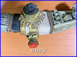 Tibetan Carving Knife Vintage Extremely Rare Purchased in TIBET