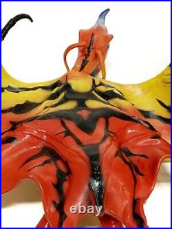 Toruk Makto Large Avatar TWF Poseable Wings 19 Long Extremely Rare! Excellent