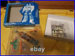 Transformers G1 E-hobby Ghost Starscream 100% Complete MIB EXTREMELY RARE