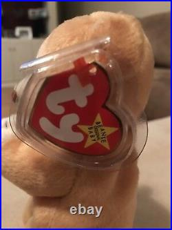 Ty Beanie Baby Hope EXTREMELY Rare New Collectors Item Tag Rare Errors
