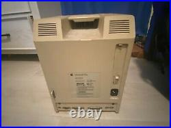 VINTAGE 1986 MACINTOSH PLUS COMPUTER EXTREMELY RARE (No keyboard or mouse)