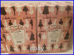 VINTAGE 1994 Enesco Barbie With Love Custom Lot Of 4 NEW Figures, Extremely Rare
