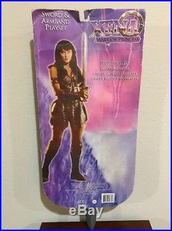 Xena Warrior Princess Destroyer of Nations Sword & Armband EXTREMELY RARE